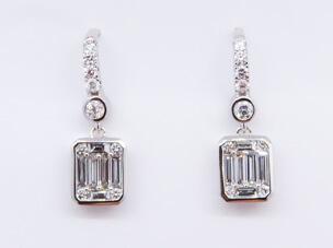 Earrings FACETTI JEWELLERY